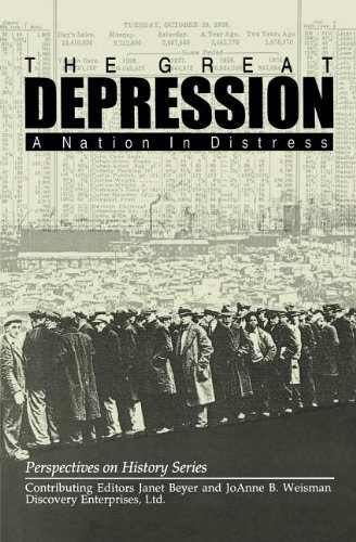 essays on the great depression book review