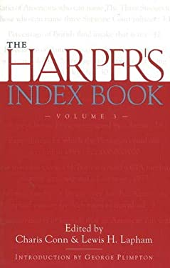 The Harper's Index Book Volume 3 9781879957541