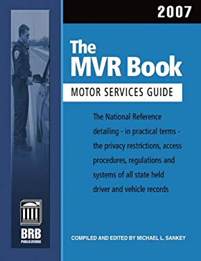 The MVR Book: Motor Services Guide 9781879792869