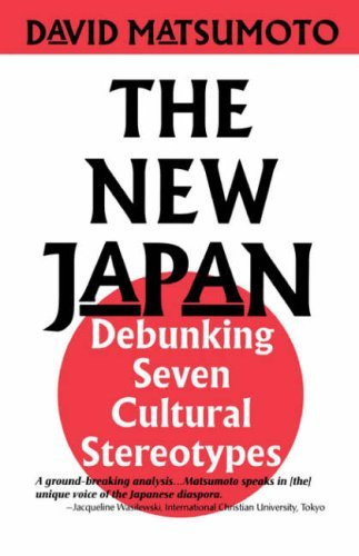 New Japan: Debunking Seven Cultural Stereotypes 9781877864933