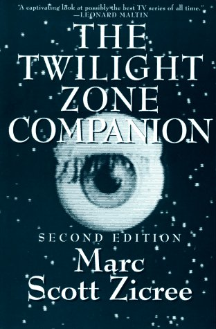 The Twilight Zone Companion 9781879505094