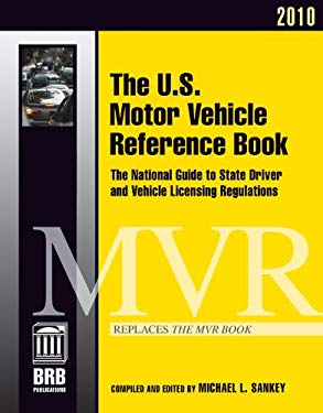 The U.S. Motor Vehicle Reference Book 9781879792951