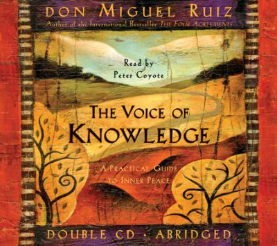 The Voice of Knowledge: A Practical Guide to Inner Peace 9781878424808