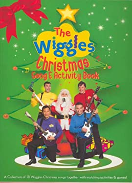 The Wiggles Christmas Song & Activity Book 9781876871888