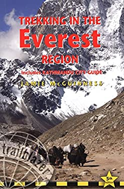 Trekking in the Everest Region: Includes Kathmandu City Guide 9781873756997