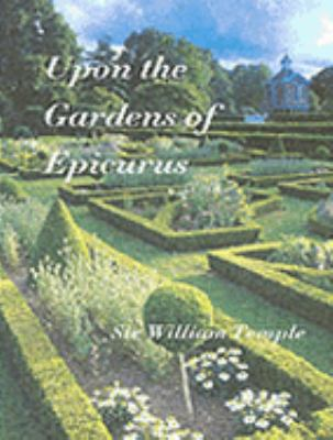 Upon the Gardens of Epicurus 9781873429846