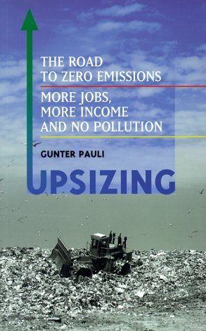 Upsizing: The Road to Zero Emissions: More Jobs, More Income and No Pollution 9781874719182