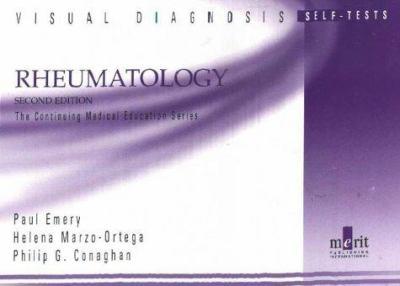 Visual Diagnosis Self-Tests on Rheumatology 9781873413036