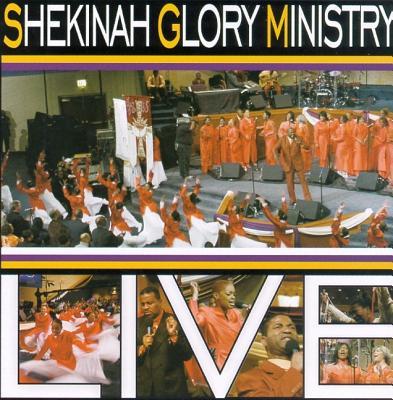 Shekinah Glory Ministry: Live! 0801881101172