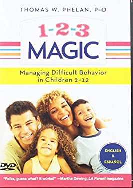 1-2-3 Magic (DVD): Managing Difficult Behavior in Children 2-12 9781889140209