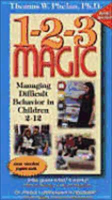 1-2-3 Magic: Effective Discipline for Children 2-12 9781889140148