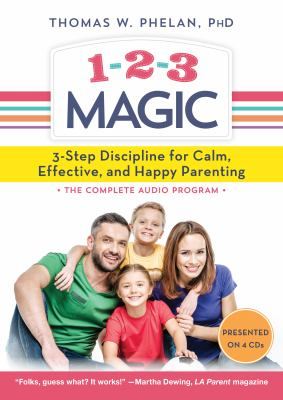 1-2-3 Magic: Effective Discipline for Children 2-12 9781889140230