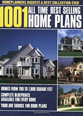 1001 All-Time Best-Selling Home Plans 9781881955672