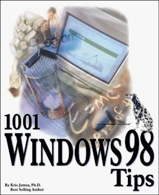 1001 Windows 98 Tips 9781884133619