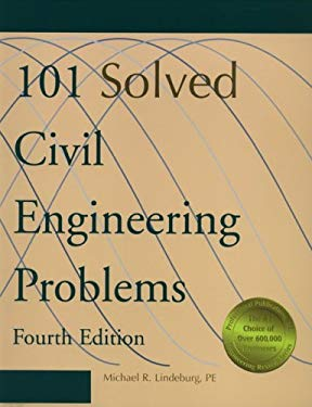 101 Solved Civil Engineering Problems 9781888577624
