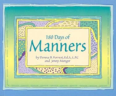 180 Days of Manners 9781889636559