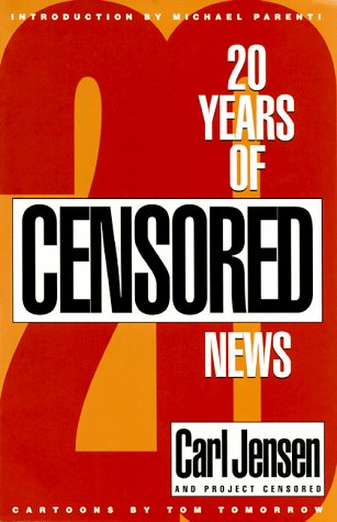 20 Years of Censored News 9781888363524