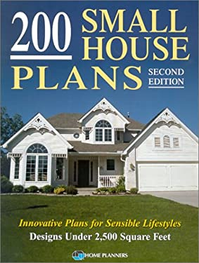 200 Small House Plans By Home Planners Inc Reviews