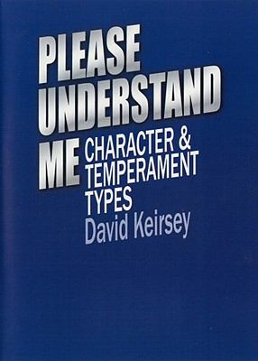 Please Understand Me DVD: Character and Temperament Types 9781885705235