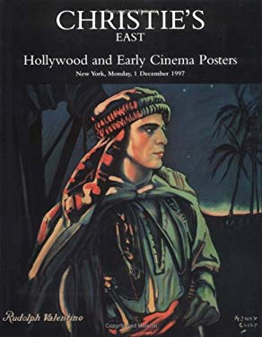 Hollywood and Early Cinema Posters 9781887893213