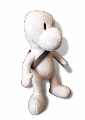 Fone Bone Plush Doll 9781888963298