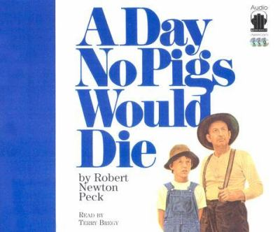 an examination of the novel a day no pigs would die by robert newton peck A day no pigs would die is a book about a shaker boy, robert peck, growing up in vermont in a poor family he skips school, and while playing hookie, comes upon a neighbor's cow in the woods who is struggling to give birth.