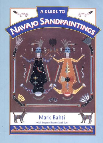 A Guide to Navajo Sandpaintings 9781887896054