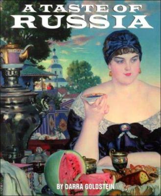 A Taste of Russia 9781880100424
