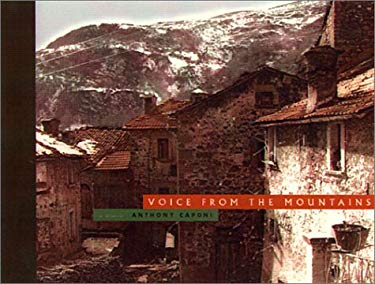 A Voice from the Mountains 9781886913516