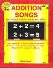 Addition Songs 9781883028022