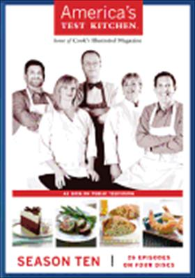 America's Test Kitchen: Season 10