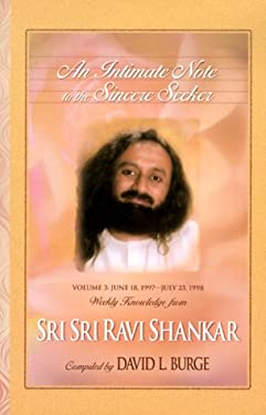 An Intimate Note to the Sincere Seeker: June 18, 1997-July 23, 1998 9781885289339