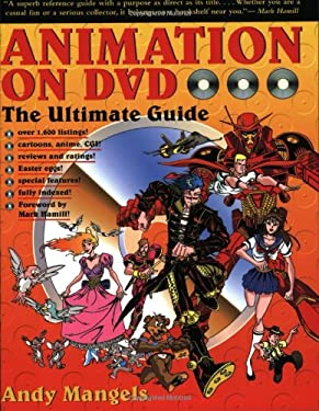 Animation on DVD: The Ultimate Guide 9781880656686