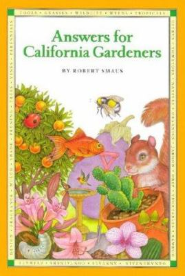 Answers for California Gardeners 9781883792633