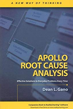 Apollo Root Cause Analysis: A New Way of Thinking 9781883677114
