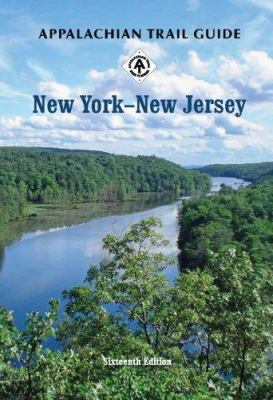Appalachian Trail Guide to New York-New Jersey [With Maps] 9781889386485