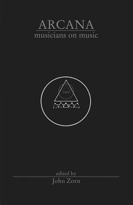 Arcana Musicians on Music 9781887123273