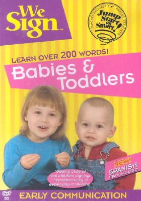 Babies & Toddlers: Early Communication 9781887120753