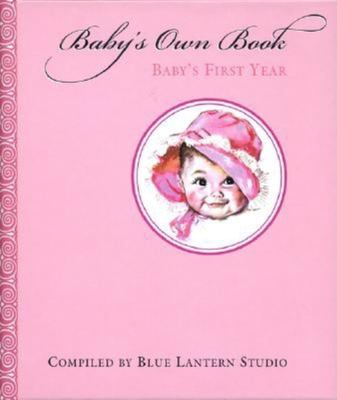 Baby's Own Book - Girl 9781883211219
