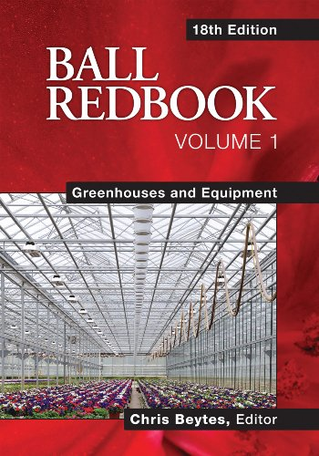 Ball Redbook: Greenhouses and Equipment 9781883052676