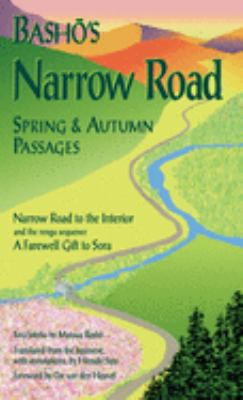 Basho's Narrow Road: Spring and Autumn Passages 9781880656204