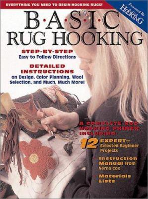Basic Rug Hooking 9781881982319
