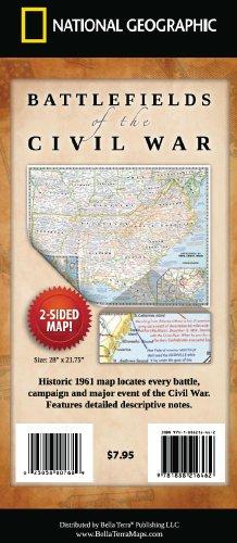 Battlefields of the Civil War 9781888216462