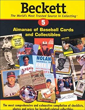 Beckett Almanac of Baseball Cards and Collectibles 9781887432986