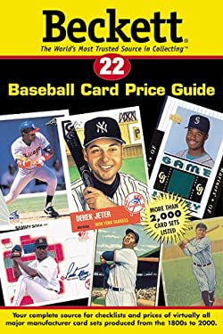 Beckett Baseball Card Price Guide 9781887432900