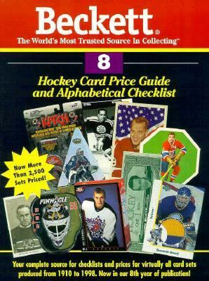 Beckett Hockey Card Price Guide and Alphabetical Checklist 9781887432429