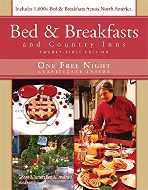 Bed & Breakfasts and Country Inns 9781888050219