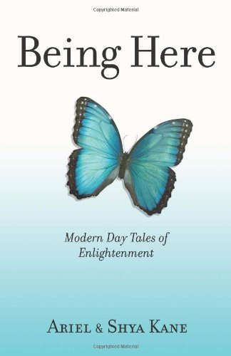 Being Here: Modern Day Tales of Enlightenment 9781888043181