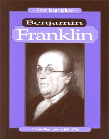 Benjamin Franklin: A Photo Biography 9781883846640