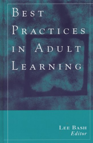 Best Practices in Adult Learning 9781882982783